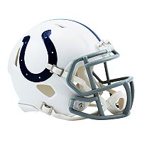 Riddell Indianapolis Colts Revolution Speed Mini Replica Helmet