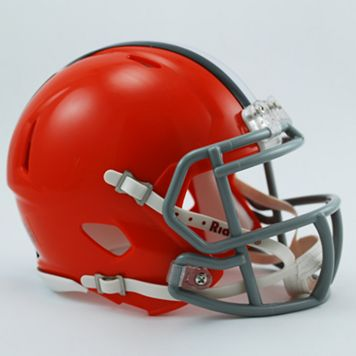 Riddell Cleveland Browns Revolution Speed Mini Replica Helmet