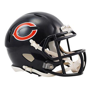 Riddell Chicago Bears Revolution Speed Mini Replica Helmet