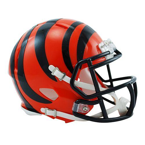 Riddell Cincinnati Bengals Revolution Speed Mini Replica Helmet
