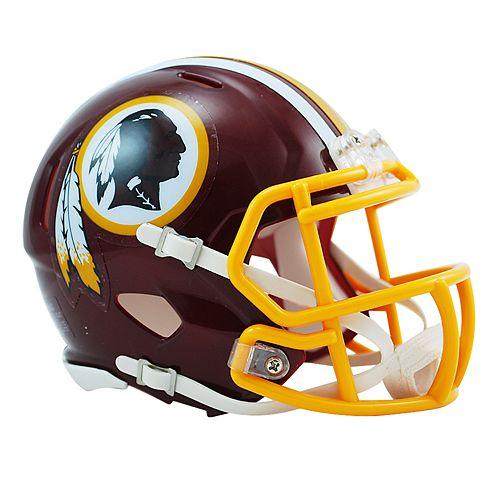 Riddell Washington Redskins Revolution Speed Mini Replica Helmet