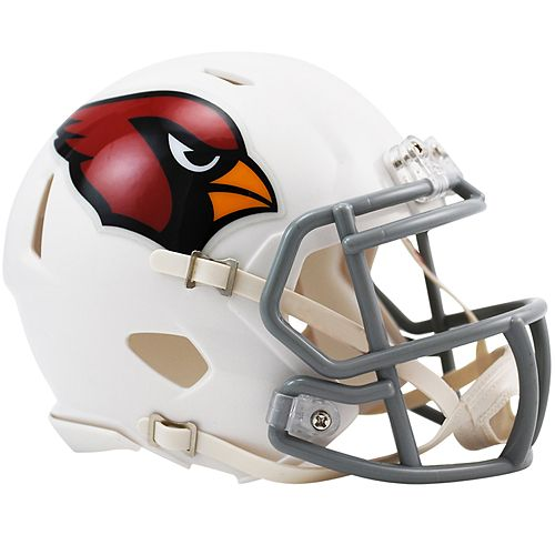 Riddell Arizona Cardinals Revolution Speed Mini Replica Helmet