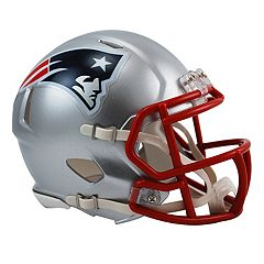 Riddell New England Patroits Revolution Speed Mini Replica Helmet