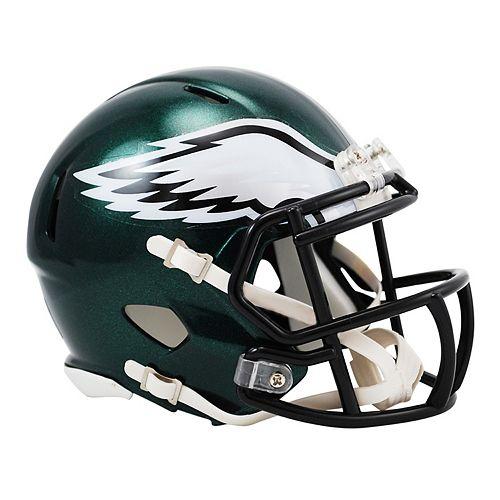 Riddell Philadelphia Eagles Revolution Speed Mini Replica Helmet