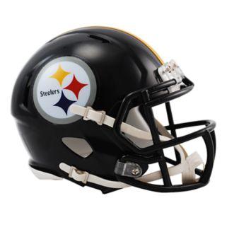 Riddell Pittsburgh Steelers Revolution Speed Mini Replica Helmet