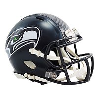 Riddell Seattle Seahawks Revolution Speed Mini Replica Helmet