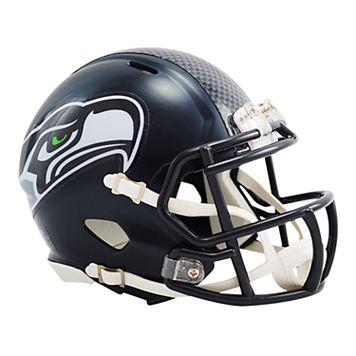 Riddell Seattle Seahawks Revolution Speed Mini Replica Helmet