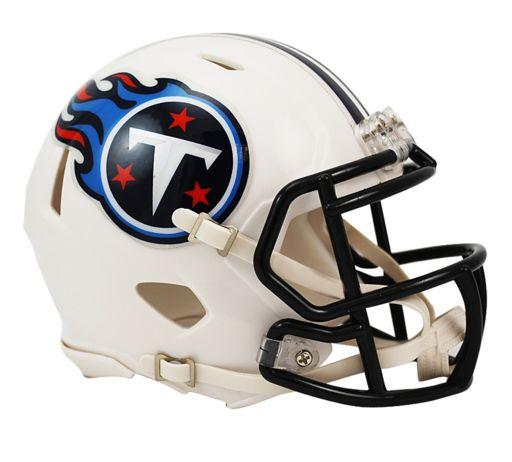 Riddell Tennessee Titans Revolution Speed Mini Replica Helmet