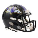 Riddell Baltimore Ravens Revolution Speed Mini Replica Helmet