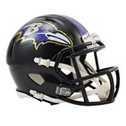 Riddell Baltimore Ravens Revolution Speed Mini Replica Helmet