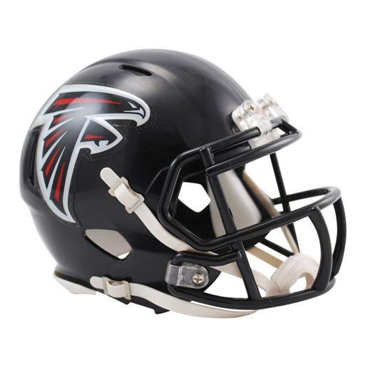 Riddell Atlanta Falcons Revolution Speed Mini Replica Helmet