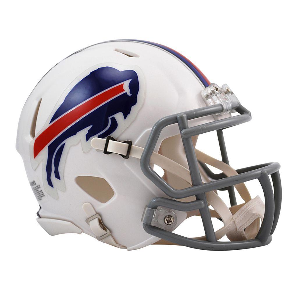 Riddell Buffalo Bills Revolution Speed Mini Replica Helmet