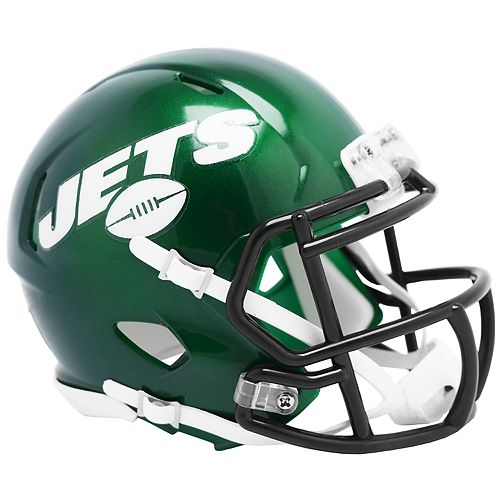 Riddell New York Jets Revolution Speed Mini Replica Helmet