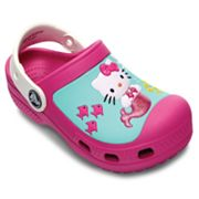 Crocs Hello Kitty Clogs - Girls