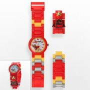 Ninjago Kai ZX Watch Set by LEGO - 9006807 - Kids
