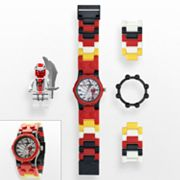 Ninjago Snappa Watch Set by LEGO - 9004919 - Kids