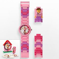 LEGO Kids' Time Teacher Watch & Construction Clock Set - 9005039