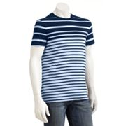 Apt. 9 Graded-Stripe Crew-Neck Tee