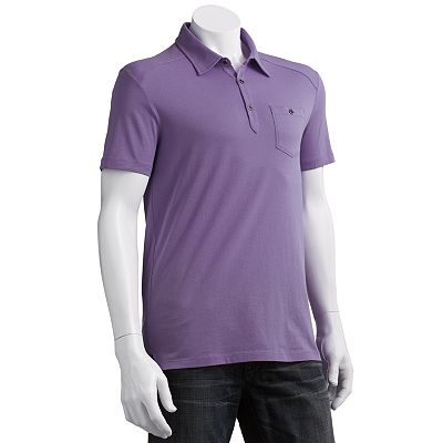 Marc Anthony Solid Polo
