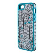 Speck Lovebirds Teal FabShell iPhone 5 Case