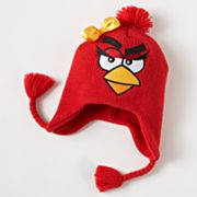 Angry Birds Knit Hat - Girls 7-14