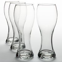 Libbey Craft Brew 4-pc. Wheat Beer Glass Set