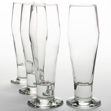 Libbey Craft Brew 4-pc. Classic Pilsner Glass Set