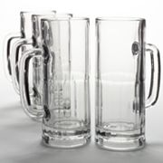 Libbey Craft Brew 4-pc. Lager Stein Glass Set