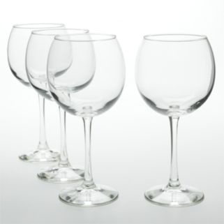 Libbey Midtown 4-pc. Red Wine Glass Set