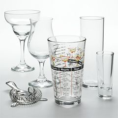 Libbey 18 pc Bar In A Box Set