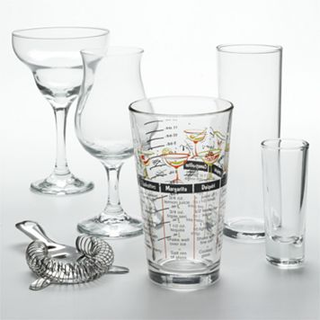 Libbey 18-pc. Bar In A Box Set