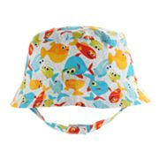 Jumping Beans Fish Bucket Hat - Baby