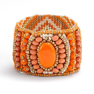 SONOMA life + style Beaded Stretch Bracelet