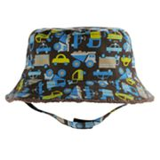 Jumping Beans Transportation Bucket Hat - Toddler