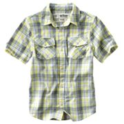 Urban Pipeline Woven Button-Down Shirt - Boys 8-20