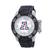 Game Time Beast Series Arizona Wildcats Stainless Steel Watch - COL-BEA-ARI - Men