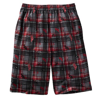 Tony Hawk Plaid Lounge Shorts - Boys 8-20
