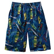 Tony Hawk Skateboard Bash Lounge Shorts - Boys 8-20