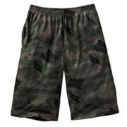 Tony Hawk Camo Lounge Shorts - Boys 8-20