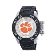 Game Time Beast Series Clemson Tigers Stainless Steel Watch - COL-BEA-CLE - Men