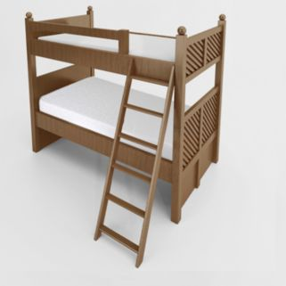 Cameo 2-pk. Two-Sided Foam Bunk Bed Mattresses - Twin