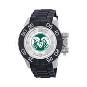 Game Time Beast Series Colorado State Rams Stainless Steel Watch - COL-BEA-CSU - Men