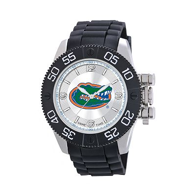 Game Time Beast Series Florida Gators Stainless Steel Watch - COL-BEA-FLA - Men