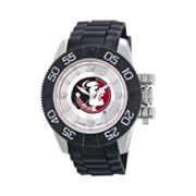 Game Time Beast Series Florida State Seminoles Stainless Steel Watch - COL-BEA-FSU - Men