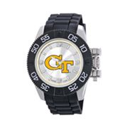 Game Time Beast Series Georgia Tech Yellow Jackets Stainless Steel Watch - COL-BEA-GT - Men