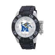 Game Time Beast Series Memphis Tigers Stainless Steel Watch - COL-BEA-MEM - Men