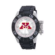 Game Time Beast Series Minnesota Golden Gophers Stainless Steel Watch - COL-BEA-MIN - Men