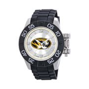 Game Time Beast Series Missouri Tigers Stainless Steel Watch - COL-BEA-MO - Men