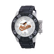 Game Time Beast Series Baltimore Orioles Stainless Steel Watch - MLB-BEA-BAL - Men