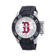 Game Time Beast Series Boston Red Sox Stainless Steel Watch - MLB-BEA-BOS - Men